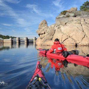 TOPO La Loire – Barrage de Grangent Nord – 14Km