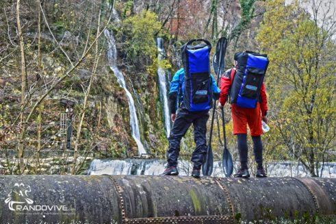 23 Sept 2020 – RECO du coté de Chambery canoë et kayak