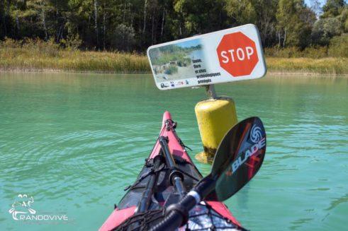 TOPO Le Lac de Chalain  – 7 Km