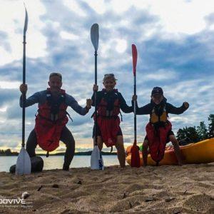 Photos Kayak Family Archipelago 2019