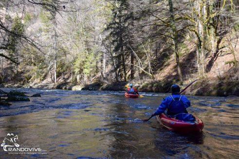 5 Décembre 2019 – RECO entre Bugey et Jura en canoë et kayak