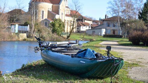 TOPO 2021 Reyssouze  – St Julien de Reyssouze à moulin de Servignat  – 6 Km