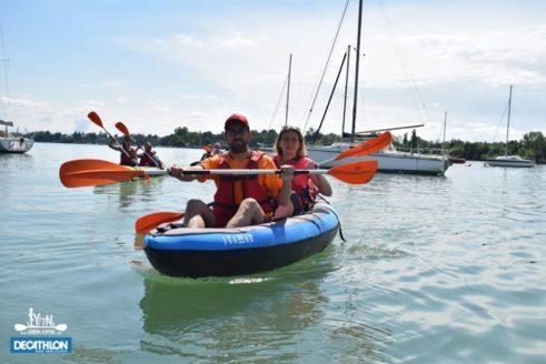 11 Avril 2020 – #2 EXPERIENCE DECATHLON – Kayak Grand Large
