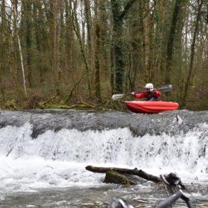 TOPO La Seille  – Domblans à Bletterans  – 15 Km