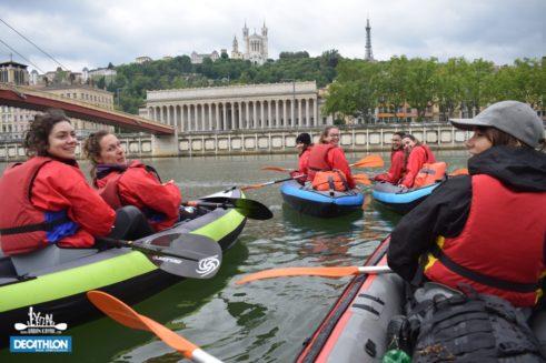 17 Mai 2020 – #3 EXPERIENCE DECATHLON – Kayak Lyon Saône
