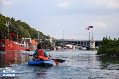 29 Aout 2020 – #9 EXPERIENCE DECATHLON – Kayak Lyon Rhône