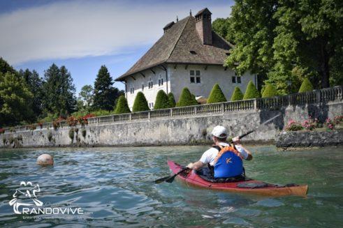 TOPO Le Lac d'Annecy – Le tour du lac  – 35 Km