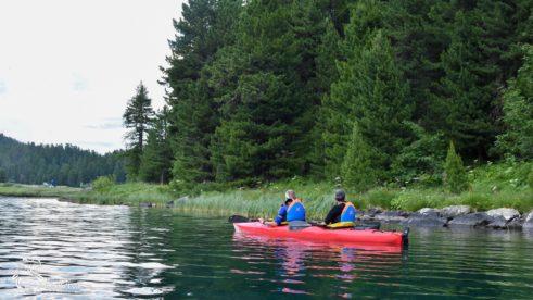 3 au 7 aout 2020 – Suisse – RECO Rivière et lac