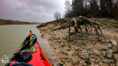 TOPO Ain –  La boucle du Nord Vouglans – 22 Km