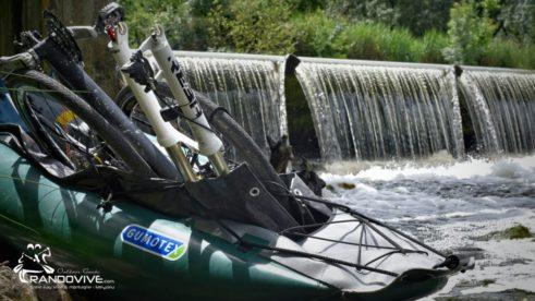 TOPO 2021 Reyssouze  – Moulin de Malafretaz à Moulin de Jayat  – 6 Km