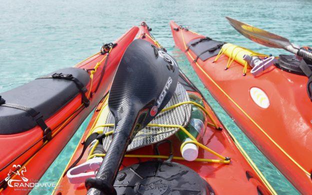 2 au 4 Oct 2021 – La Presqu'Ile de Giens en kayak de mer